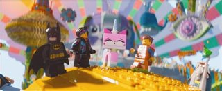 The LEGO Movie featurette - Behind the Bricks Video Thumbnail