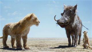 the-lion-king-featurette---the-wild-cast Video Thumbnail