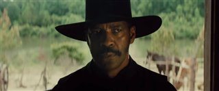 The Magnificent Seven Character Vignette - The Bounty Hunter Video Thumbnail
