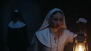 the-nun-movie-clip---hello Video Thumbnail