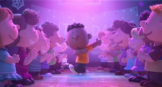 "The Peanuts Movie clip - ""Franklin Day"" Video Thumbnail"
