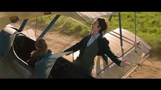 "The Space Between Us Movie Clip - ""Biplane Runaway"" Video Thumbnail"