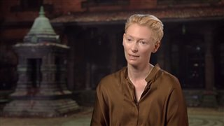 tilda-swinton-interview-doctor-strange Video Thumbnail