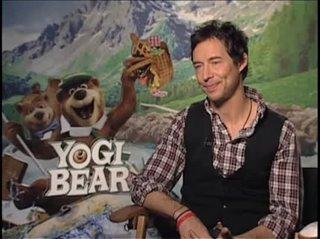 Tom Cavanagh (Yogi Bear)- Interview Video Thumbnail