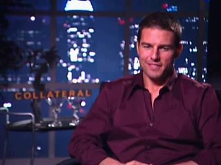 TOM CRUISE - COLLATERAL - Interview Video Thumbnail