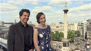 Tom Cruise & Emily Blunt (Edge of Tomorrow)- Interview Video Thumbnail