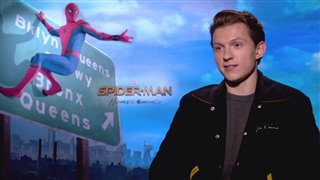 tom-holland-interview-spider-man-homecoming Video Thumbnail
