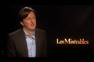 Tom Hooper (Les Misérables)- Interview Video Thumbnail