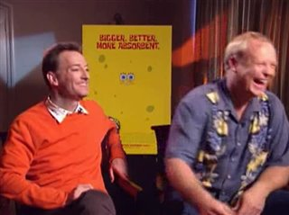 tom-kenny-bill-fagerbakke-the-spongebob-squarepants-movie Video Thumbnail