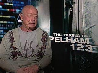 Tony Scott (The Taking of Pelham 123)- Interview Video Thumbnail