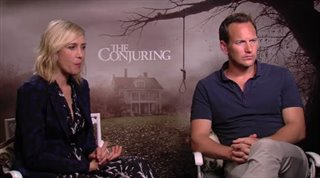 Vera Farmiga & Patrick Wilson- Interview Video Thumbnail