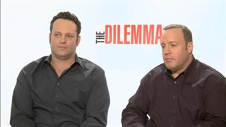 Vince Vaughn & Kevin James (The Dilemma) - Interview Video Thumbnail