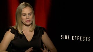 Vinessa Shaw (Side Effects)- Interview Video Thumbnail