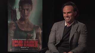 walton-goggins-interview-tomb-raider Video Thumbnail