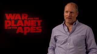 woody-harrelson-interview-war-for-the-planet-of-the-apes Video Thumbnail