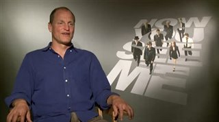 Woody Harrelson(Now You See Me)- Interview Video Thumbnail