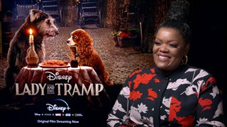 yvette-nicole-brown-talks-lady-and-the-tramp Video Thumbnail