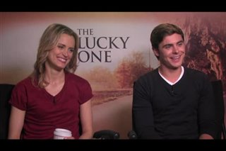 zac-efron-taylor-schilling-the-lucky-one Video Thumbnail