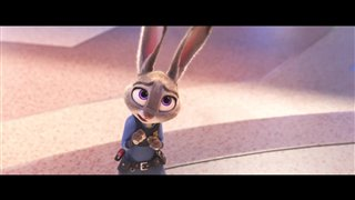 "Zootopia movie clip - ""Meet Clawhauser"" Video Thumbnail"
